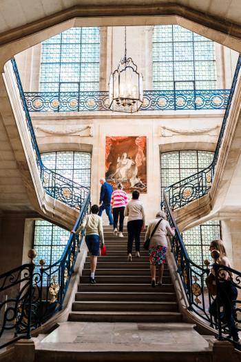 Musée Saint Remi à Reims
