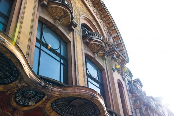 Cinéma Opéra Art déco à Reims