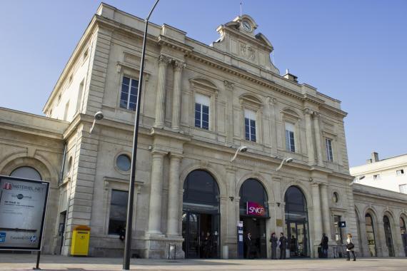 La Gare Reims Centre